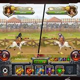 Скриншот игры Рыцари и Принцессы