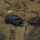 Скриншот из игры Штурм