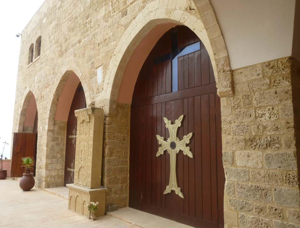 Монастырь Святого Николая в Яффо